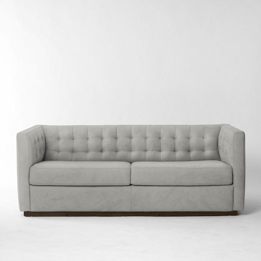 Chesterfield sofa modern  The Chesterfield Sofa | my confetti crush