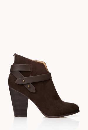 Forever 21 bootie