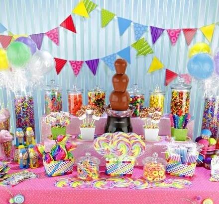 Golden Birthday – Wonka Style! | my confetti crush